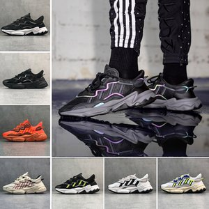 2020 Luxury Reflective Xeno Ozweego For Men Women Speed Calabasas Athletic Casual Shoes Trainer Sports Designer Sneakers 36-45