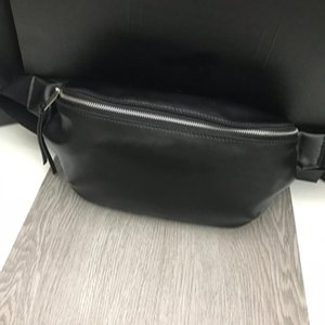mens designer waist bag high quality luxury designer belt bag sac banane designer fannypack bumbag leather crossbody bags chest bag men bags
