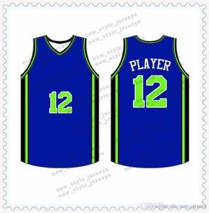 -32New Basketball Maillots jeunes hommes blanc noir Respirant Quick Dry 100% Stitched de haute qualité de basket-ball Maillots-xxl3