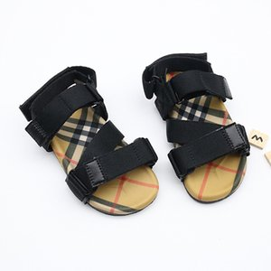 Angebot Designer Sommer Vintage Kinder Schuhe Mädchen Jungen Sandalen High Top Qualität Baby Mädchen Turnschuhe Kleinkind Strand Schuhe für Kinder Verkauf