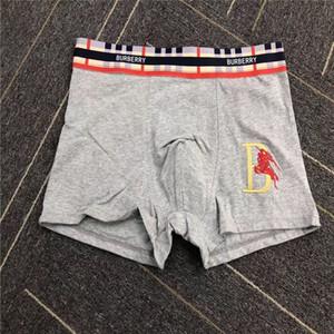 Medusa Printing Männer dünne reizvolle Unterwäsche-Mann-Qualitäts-Unterwäsche aus reiner Baumwolle atmungsaktiv Unterhose Mens Casual Briefs