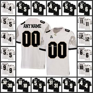 Personalizada NCAA UCF Knights College Football Jersey Blake Bortles Brandon Marshall Mike Hughes Michael Torres Shaquem Griffin cavaleiros UCF