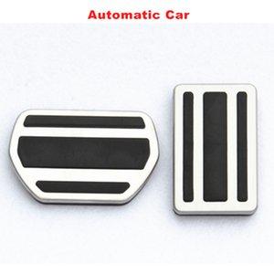 AUTOPTGO ORIGINAL CAR PEDAL 패드 COVER 설치 508 C5 C6 DIY NO 손상 BRAKE FOR GAS CLUTCH 페달 적합
