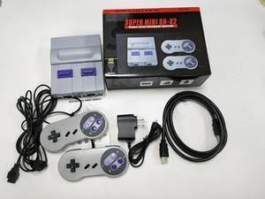 TV Retro Classic Game Coolbaby SN-02 Super HDMI 4K HD Mini Console Para NES clássico Video Game Console FC
