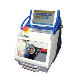 고품질 전체 자동 자동차 키는 기계 SEC-E9z CNC 자동 키 커팅 머신 멀티 언어 DHL 무료 배송 절단