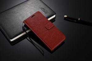 Pour OPPO Reno ACE 2 cas Nostaglic couverture mince étui en cuir flip originale de luxe OPPO Reno ACE 2