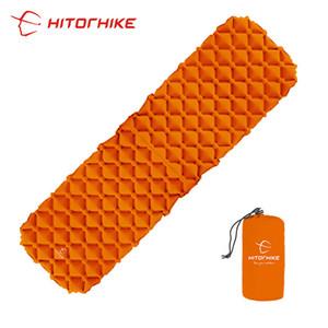 3 colori Hitorhike gonfiabili a pelo rilievo stuoia di campeggio del materasso del cuscino d'aria letto Divano gonfiabile Air Bag divani