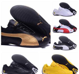 Hot 2020 Mannschuhe Veloursleder Leder-beiläufiger Sport Racing rot schwarz Sneakers Future Cat Leder SF athletischer BetriebPuma Schuhe