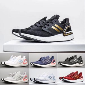 2020 ultraboost 6,0 20 Консорциум UB6.0 тренер Primeknit Runner моды Запуск кроссовок спортивной обуви для мужчин, женщин