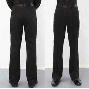tango calças homens dancewear calças dos homens de salão meninos camisas dos homens calças de dança latina dança de salão para homens trajes