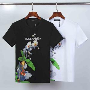 Mens Herbst grundiert Designer-T-Shirts Weiß Patagonia Berg Designrs O-Ansatz T-Shirt Tops m-3xl