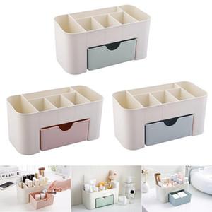 서랍 아크릴 립스틱 홀더 잡화 컨테이너 플라스틱 메이크업 상자 조직 높은 용량의 보석 화장품 스토리지 박스