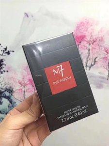 New discount Unique design M7 OUD ABSOLU MEN perfume 80ml eau de toilette Dating Necessary long lasting time free shipping