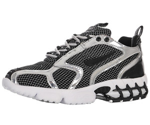 Stussy x Spiridon Caged 2 Sneaker for Men Pure Platinum Sneakers Mens Sports Shoes Men's Running Shoe Womens Sport Women's Trainers Training