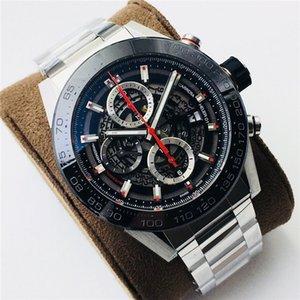 XF завод высокого качества бренд часы диаметр 45 мм эксклюзивных пользовательского автоматику 2824 основных полая конструкция дизайнерских часов