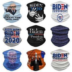 Al por mayor-Otoño Invierno 2020 Nueva Biden diseñador de la máscara de gama alta de la Seda regalo Biden Máscara Mantón cuatro estaciones Súper raso cara cicatriz # 379