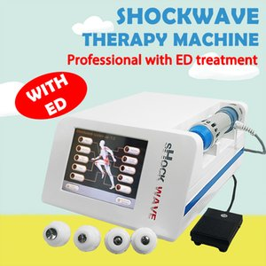 2020 new products ESWT extracorporeal shock wave therapy machine shockwave health product machine physiotherapy salon equipment CE