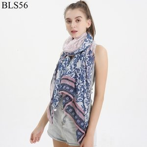 Nation Mianma Scarf vent Taille d'impression Keep Warm Voile Châle ScarfNew Hot Fashion
