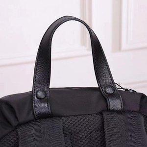 Tasarımcı-geri paketi moda tasarımcısı geri paketi omuzdan askili çanta çanta presbiyopik paketi askılı çanta paraşüt kumaş laptop sırt çantaları