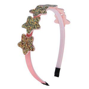 Aikabei 1 Pc Sequin Stars Handmade Hairbands Girls Boutique Headband Plastic Hair Bands For Kids Children Hairbands S Hx57G90Zzn 1 Pc zzmmN