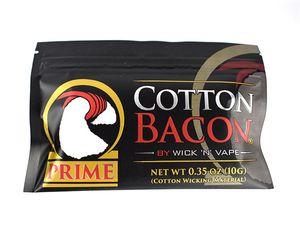 Cotton Bacon V2 Gold Label 2.0 FAI DA TE Organic Bacon Cotton Guida per atomizzatori RDA RBA E Sigaretta vaporizzatori