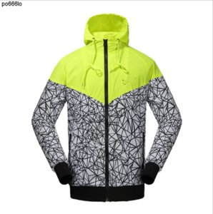 76PM free shipping 2018 Spring Autumn new Women's sports jacket hooded jacket Women Fashion Thin Windbreaker Zipper Coats 47KL