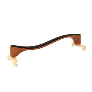 Делюкс клен дерево Скрипка плечо отдых 3/4 4/4 размер для музыкальных инструментов части Accessoris
