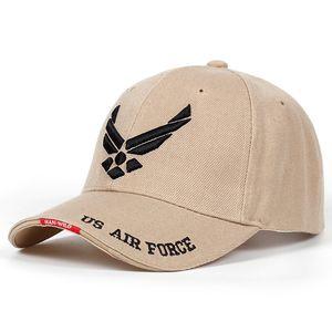 2018 nouvelle US Air Force One Mens Baseball Cap Airsoftsports Caps tactique Marine Armée Seal Cap Gorras Beisbol Pour adultes