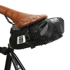 Completa impermeável traseira selim de bicicleta de montanha ferramenta almofada pacote de equipamentos de bicicleta Saddle saco de bicicleta Panniers Bags acampamento ao ar livre Acessórios