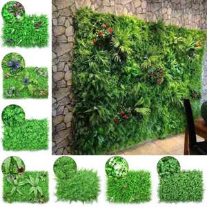 العشب الاصطناعي 40 * 60CM الاصطناعي البيئة البلاستيك زهرة الحديقة العشب الاصطناعي العشب مروج المنزل والحديقة بلكونة الديكور