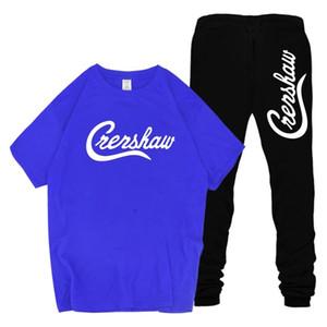 Nipsey bullicio de diseño para hombre de los chándales de RIP 3D imprimió las camisetas Pantalones Lápiz 2pcs fija los juegos deportivos Adolescente