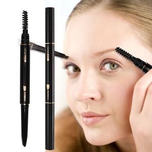 Professionelle Grooming Kit Augenbrauen BrushComb Augenbrauen Schere Set Tweezer Schärfer Bleistift und Augenbrauenrasierer für Curved Trimme