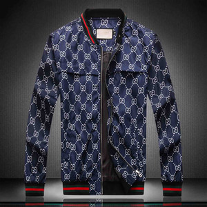 2020ss Herbst-Winter-Brand New Luxury langärmelige Meduse Herren-Jacken Windjacke Men Casual Jacken