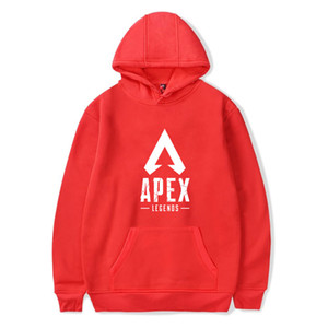 Aikooki Apex Legends Hoodies Sweatshirt Hot Game 2019 Nuevo estilo Hoodies Apex Legends Jerseys Casual Boy / Girls Tops