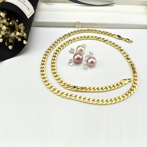 16inch Wholesale Men's 22inch Hop 28inch 20inch Miami 30inch 22inch Link Cuban Chain Necklace 26inch Hip 24inch Necklace Jewelry 18inch Bine