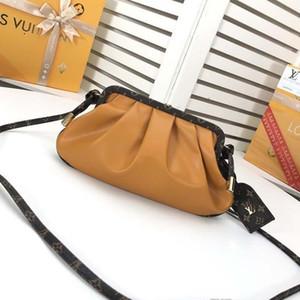 progettista di lusso nube premium luxury bag tracolla in pelle caldi di modo di Tre in un sacchetto di spalla 45229 S8T