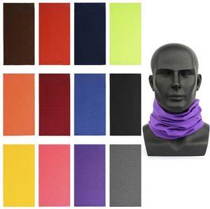 Труба Unisex Head Face Mask Neck Gaiter байкер Бандан Шарф Wristband Beanie Cap Балаклав Snood головной убор Многофункциональный Открытый спортивный FY