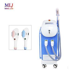 Machine 360 Date d'enregistrement magnéto-optique 360 machine à épilation 360 rajeunissement peau machine laser IPL