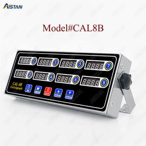 CAL8B / CAL12C calculagraph portátil 8/12 canal pantalla LCD multi-función digital temporizador sacudiendo recordatorio