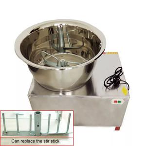 Elektrikli Stand Yemeklik Mikser, Pişirme Mikseri, Yumurta Çırpıcı, Yurtiçi Ticari Kullanımı Kullanarak Yoğurma