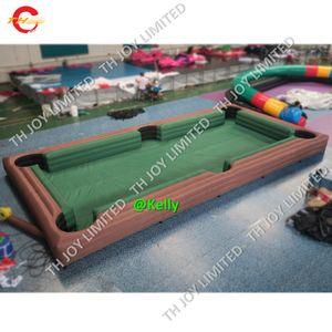 snooker inflável gigante ao ar livre futebol snook bola de futebol inflável humano bilhar snookball jogo de mesa de bilhar para venda
