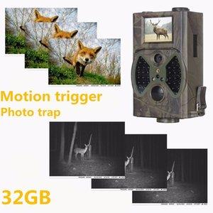 Suntek фотоловушки охоты на оленя Трейл-камеры 12MP 1080p камера с 940nm ночного видения охота камеры цифровой ИК-ловушек кулачки Hc300a T190705