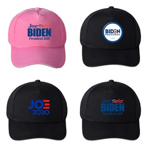 Smoldernew chegada Biden 2020 boné de beisebol América Casual Cotton Hip Hop Hats Caps chapéus, lenços luvas bordado cabido Snapback Ca # 53
