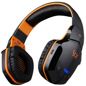 KOTION КАЖДОГО B3505 Wireless Bluetooth 4. 1 Stereo Gaming Headset Наушники Volume Control Микрофон HiFi Музыка Гарнитура игра W605 1шт