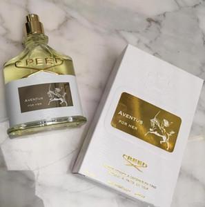 2019 Nouveau Top Creed Qualité Aventus Pour son parfum pour les femmes avec Long Lasting Fragrance Bonne Haute Qualité 75ml