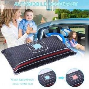 Universal Araç İç Nem Alıcı Toksit Silikon Nem Alıcı Araba Nem Alıcı Nem Emici nem alma cihazları Geri Dönüşüm diKw # Damp