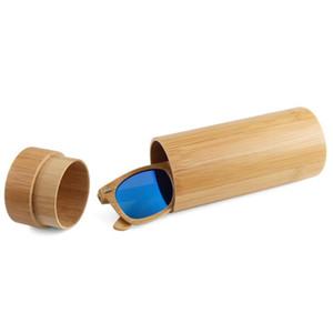 Новый Портативный Деревянный Sunglass Box Твердые Очки Чехол Очки Держатель Глаз Чтение Коробка Ручной Работы Быстрая Доставка F2497