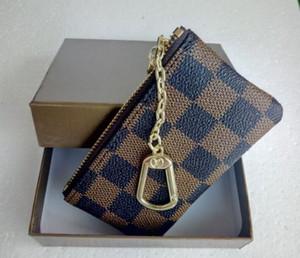 Münzen Geldbörse Geldbörse Designer Schlüsseltasche Designer Münzfach Designer Luxus-Handtaschen Geldbörsen Schlüsselband