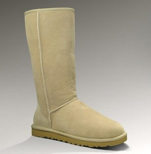 Hot Sale-ssic Australia Hot Women's Classic tall Boots Womens boots Boot Snow Winter boots leather boot 5815