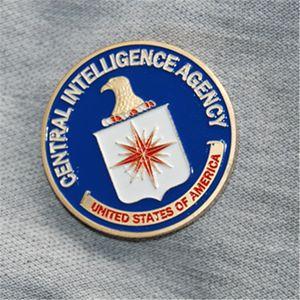 US Centeral INTELLIGENCE Ageny CIA BASEBALLCAP PATCH EAGLE SEAL LOGO PIN UP WOW Beispielauftrag freies Verschiffen